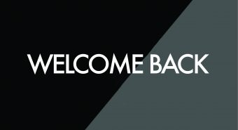 'Welcome Back'